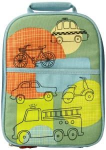 Zippee Lunch Tote, Road Trip