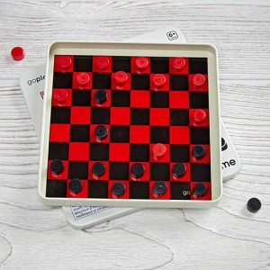 Magnetic Checkers
